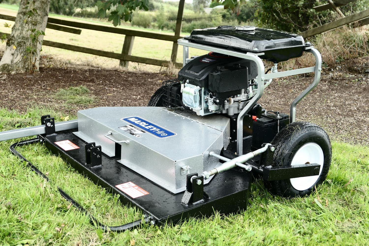 Quad Mounted Rotary Mower Hire Northern Ireland   Marley Hire