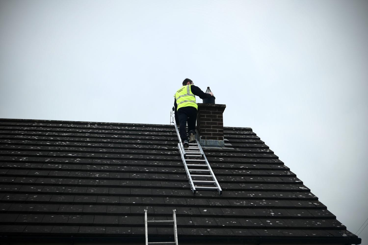 Roof Ladder Hire Northern Ireland | Marley Hire